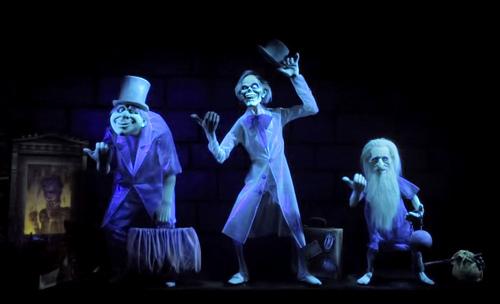 fantasmas disney